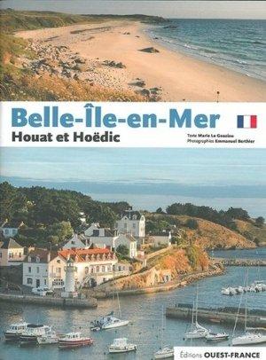 Belle-île-en-Mer, Houat et Hoëdic - ouest-france - 9782737377938 -