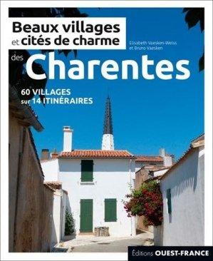 Beaux villages et cités de charme des Charentes - Ouest-France - 9782737382437 -