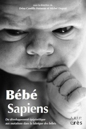 Bébé sapiens - eres - 9782749256115 -