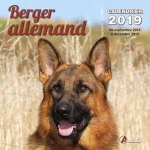 Berger allemand - artemis - 9782816013078 -