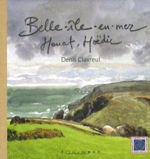 Belle-île-en-mer, Houat, Hoëdic - equinoxe - 9782841356119 -