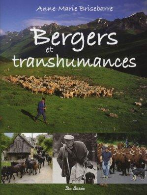 Bergers et transhumances - De Borée - 9782844946287 -