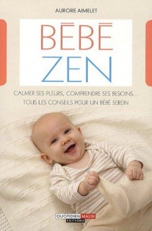 Bébé zen - leduc - 9782848996875 -