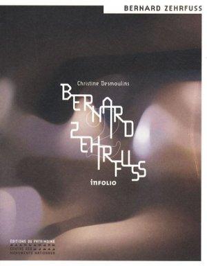 Bernard Zehrfuss - Infolio - 9782884741347 -