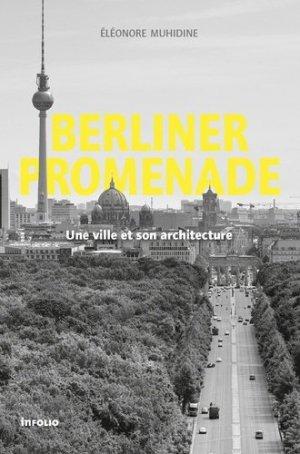 Berliner promenade - infolio - 9782884747646 -