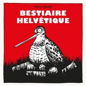 Bestiaire helvétique - ppur -  presses polytechniques et universitaires romandes - 9782889153831 -