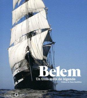 Belem. Un trois-mâts de légende - Musée national de la Marine - 9782901421443 -