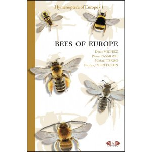 Bees of Europe - nap - 9782913688346 -