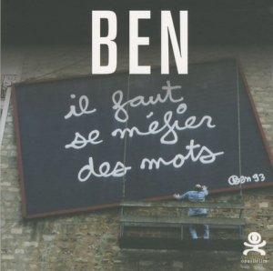 Ben. En ce temps-là Ben vint et dit... - Critères Editions - 9782917829141 -