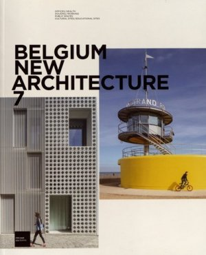 Belgium New Architecture - prisme - 9782930451312 -