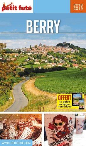 Berry : 2018-2019 - nouvelles editions de l'universite petit futé - 9791033191711 -