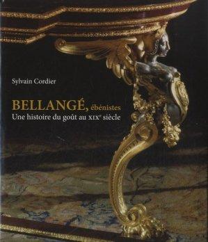 Bellangé ébénistes - mare et martin - 9791092054002 -