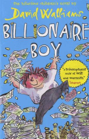 Billionaire Boy - harpercollins - 9780007371082 -