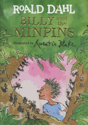 BILLY AND THE MINPINS  - PUFFIN BOOKS - 9780141377506 -