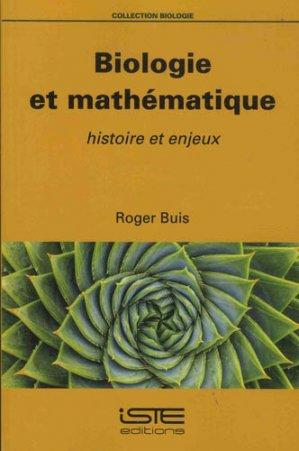 Biologie et mathématique - iste - 9781784055615 -