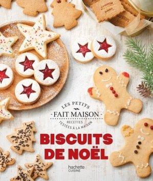 Biscuits de Noël - hachette - 9782019451707 -