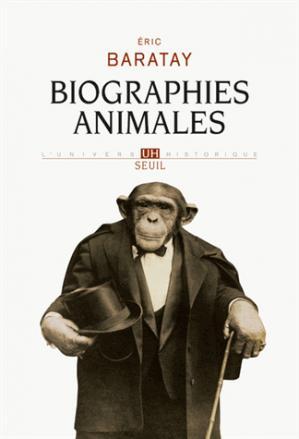 Biographies animales. des vies retrouvées - du seuil - 9782021182958 -