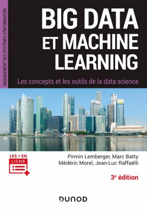 Big Data et Machine Learning - dunod - 9782100790371 -