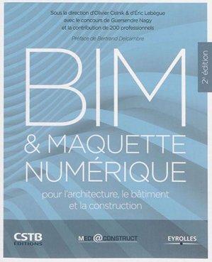 BIM et maquette numérique - eyrolles - 9782212142747 -