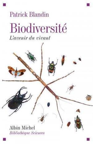 Biodiversité - albin michel - 9782226451415 -