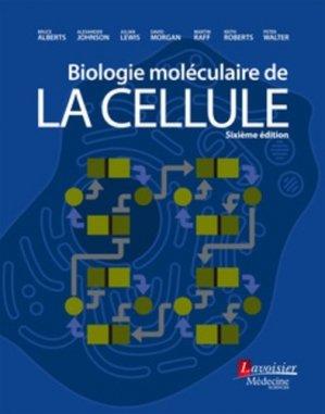 Biologie moléculaire de la cellule-lavoisier msp-9782257206787