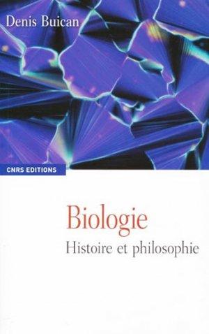 Biologie - cnrs - 9782271070227 -