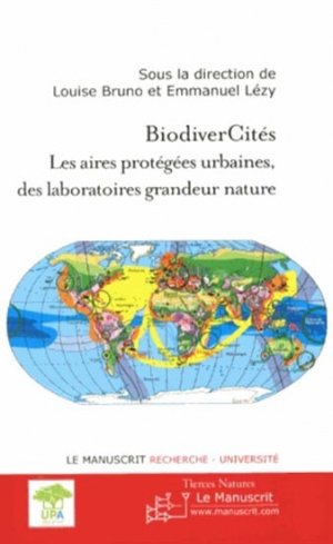 BiodiverCités - le manuscrit - 9782304041125 -