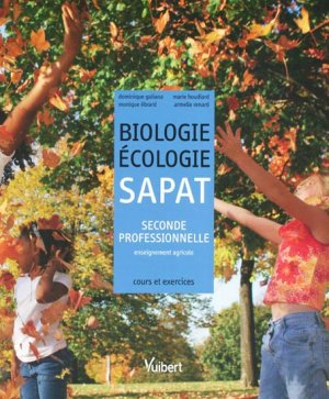 Biologie-Ecologie SAPAT - vuibert - 9782311000337 -