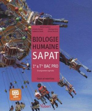 Biologie humaine - vuibert - 9782311008685 -
