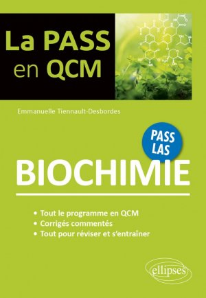 Biochimie - ellipses - 9782340045705 -