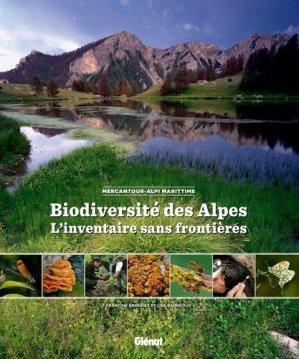 Biodiversité des Alpes - glenat - 9782344006115 -