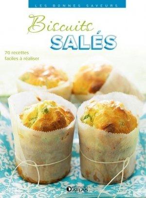 Biscuits salés - Glénat - 9782344009710 -