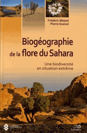 Biogéographie de la flore du Sahara - biotope - 9782366622140 -