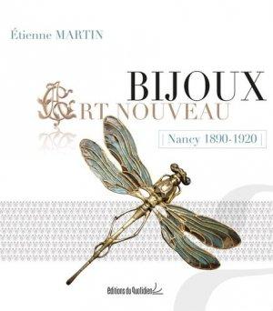 Bijoux Art Nouveau - du quotidien - 9782371640535 -