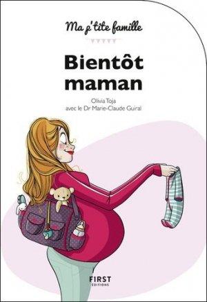 Bientôt maman - first - 9782412033845 -