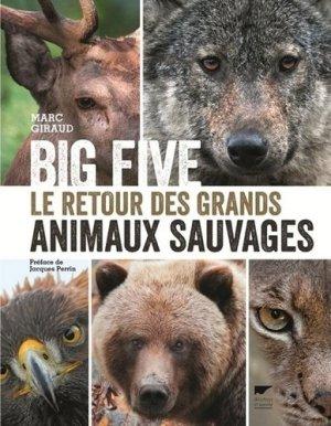 Big Five - delachaux et niestle - 9782603025925 -