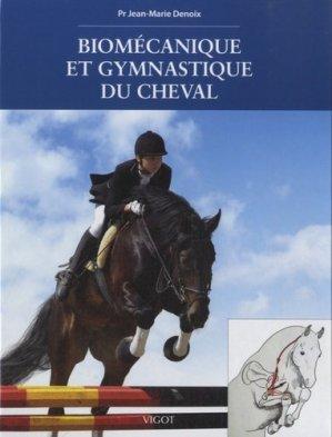 Biomécanique et gymnastique du cheval - vigot - 9782711422555 -