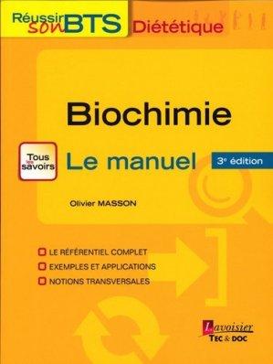 Biochimie - lavoisier / tec et doc - 9782743014568 -