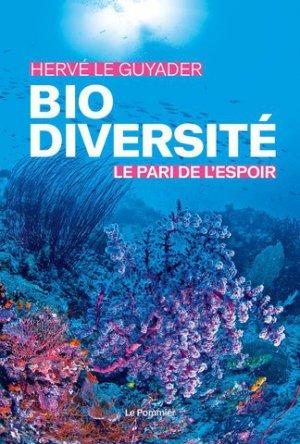 Biodiversité : le pari de l'espoir - le pommier - 9782746518742