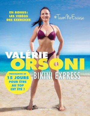 Bikini express. Programme en 15 jours pour être au top cet été ! - hugo - 9782755644760 -