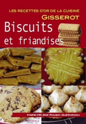 Biscuits et friandises - gisserot - 9782755807516 -