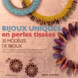 Bijoux uniques en perles tissées - de saxe - 9782756524450 -