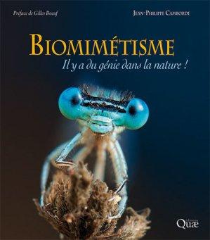 Biomimétisme - quae - 9782759228911 -