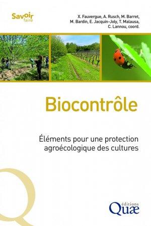Biocontrôle - quae - 9782759230761 -
