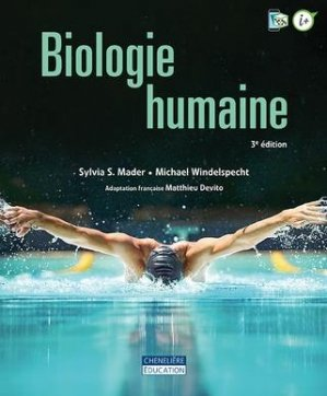 Biologie humaine - cheneliere education (canada) - 9782765077374 -