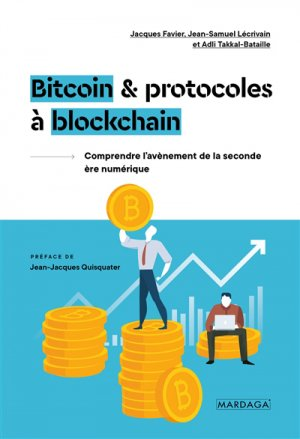 Bitcoin et protocoles à blockchain - mardaga - 9782804707729 -