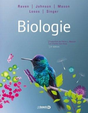 Biologie. Edition de luxe - de boeck supérieur - 9782807327160 -