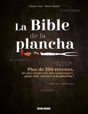 Bible de la plancha - sud ouest - 9782817707167 -