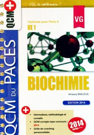 Biochimie (Paris 6) - vernazobres grego - 9782818312100