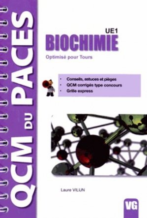 Biochimie UE1 - vernazobres grego - 9782818313398 -